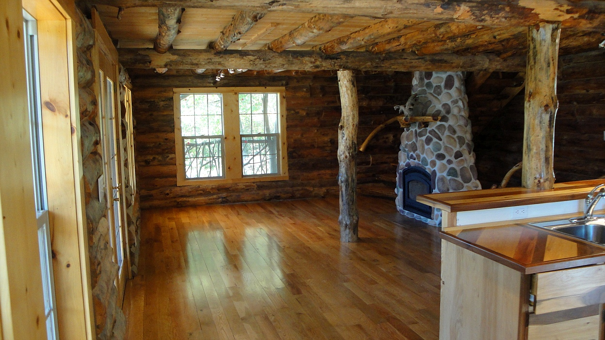 17 spectacular log cabin floors home building plans 24273